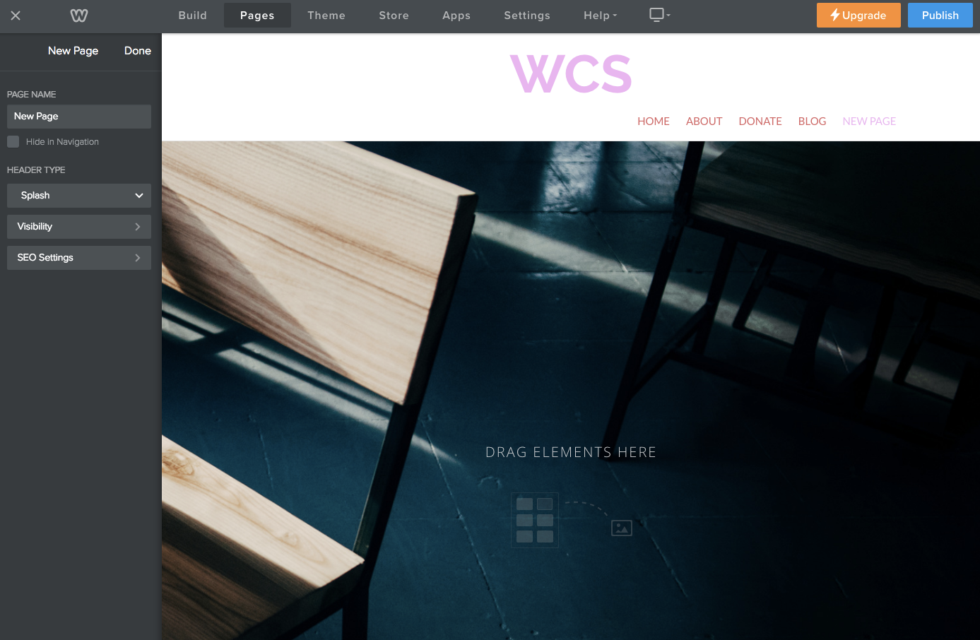 Create The Html Layout Templates Weebly Developer Documentation